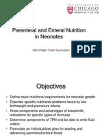 total nutrition parenteral