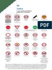 Signs Highway Code