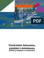 Libro Vivir Bien Infancia Género Economía