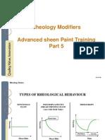 Rheology Modifiers