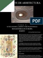 05 Renastere in Europa - Baroc - Clasicism