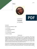 La Consciencia -Ouspensky