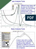 Basic Analysis Tools