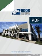 Steel Door DCI-Catalog