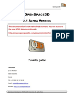 Guide OpenSpace3D En