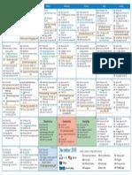 V!VA Pickering December 2013 Calendar