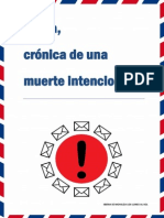 Iberia, crónica de una muerte intencionada