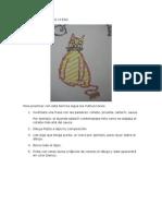 Dibujo con hendido 1º ESO