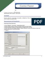 Plano de Contas Referencial - Processo