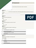 Online Staff Development - Cloud Computing Quiz