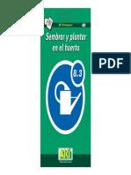 Anon - Sembrar Y Plantar en El Huerto PDF