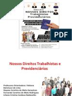 Minicurso+Nossos+Direitos+Trabalhistas+e+Previdenciários