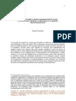 FreyssenetDivision Materielle Et Organisationnelle Du Travail d Aiguillage Des Trains