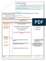 Conjugaison 4a.m Nouveau Programme Fiche