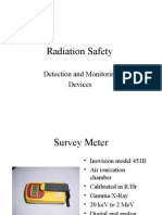 Radiation Safety Detectors