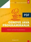 US - Osnove Java Programiranja