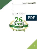 Manual de Estudiante E-Learning UTH