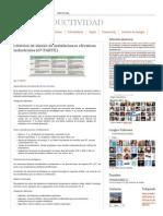 TODOPRODUCTIVIDAD_ Criterios de diseño de instalaciones eléctricas industriales (6ª PARTE)