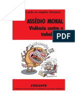Cartilha Assedio Moral Fenasps