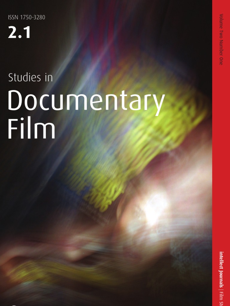 Studies in documentary film volume 2 issue 1 computer studies in documentary film volume 2 issue 1 computer generated imagery documentary film fandeluxe Choice Image