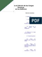 Guía para el Cálculo de las Cargas Térmicas