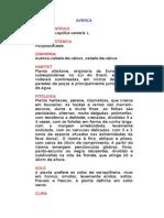 Avenca - Adiantum capillus-Veneris L. - Ervas Medicinais – Ficha Completa Ilustrada