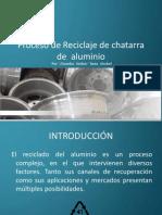 Chatarra de Aluminio-Zizumbo Ambriz Tania
