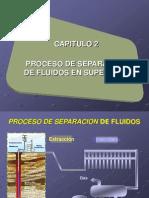 Cap II - Separacion Crudo Gas