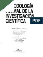 TAMAYO Y TAMAYO Metodologia Formal Investigacion Cientifica