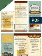 saima brochure