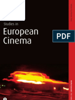 Studies in European Cinema
