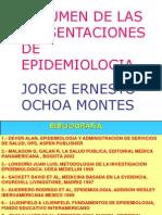 RESUMEN DE LAS CLASES DE EPIDEMIOLOGIA 2013 (3).ppt