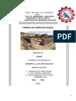 Informe Final de Ladrillos Juliaca
