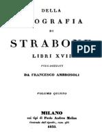 Strabone - Geografia Vol.5 (Libri XV-XVII)