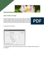 Lección Nro. 4 - Edición, Transformación y retoque de imágenes