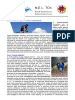 A.S.L. TO4 Progetto Nordic Walking