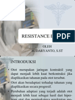 Resistance Excersise (Kuliah Pakar Klpk 4)