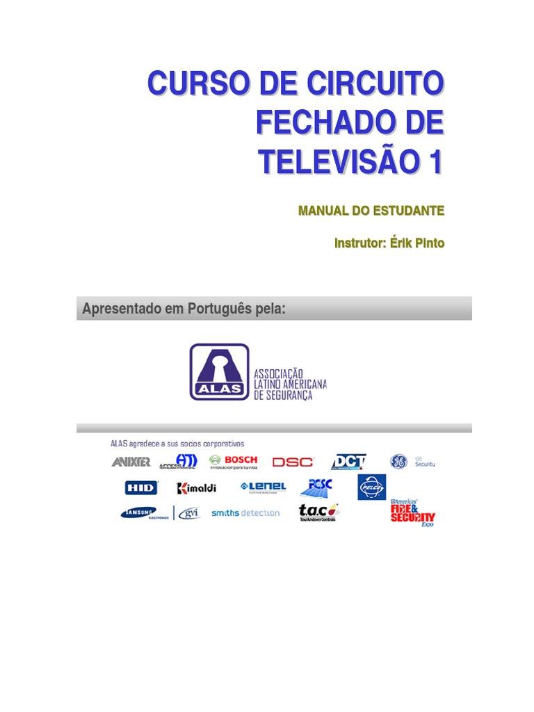 Manual de CFTV 1 Completo 3e3ccec6c0