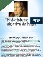 historicismo objetivo
