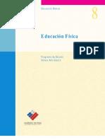 Programa Octavo Basico Educacion Fisica