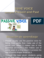 Passive Voice, Tutor!