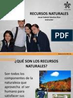 SENA Recursos Naturales