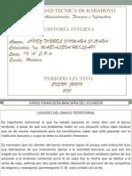 Presentación1 AUDITORIA INTERNA