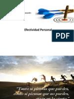 Efectividad Personal