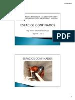 ESPACIOS CONFINADOS CIP