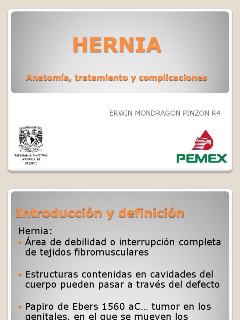 Hernias Completo