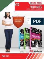 Portugues Literaturagramaticaproducaodetexto Planejamentointerativo 110519101705 Phpapp02