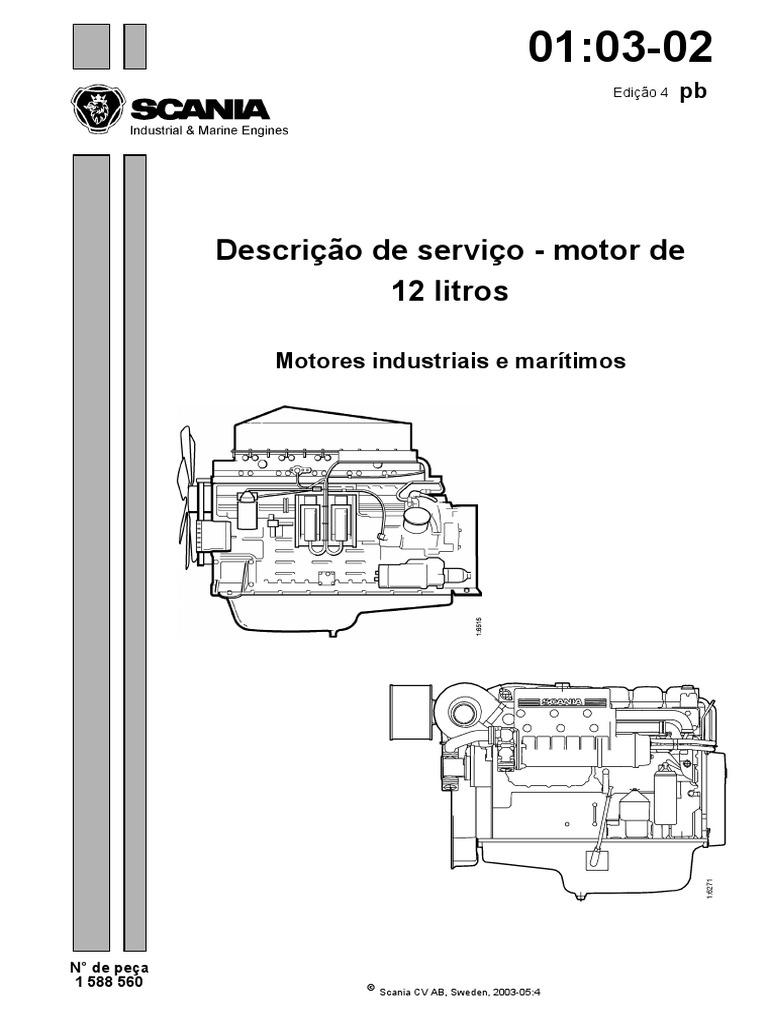 manual tecnico motor scania rh pt scribd com