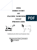 Goat Producers 2006