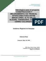 Informe Hidrologia Puente